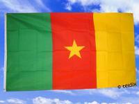 Fahne Flagge KAMERUN 150 x 90 cm