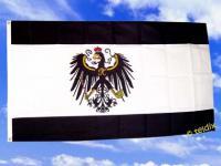 Fahne Flagge KÖNIGREICH PREUSSEN 150 x 90 cm