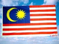 Fahne Flagge MALAYSIA 150 x 90 cm