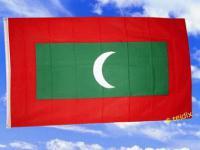 Fahne Flagge MALEDIVEN 150 x 90 cm