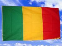 Fahne Flagge MALI 150 x 90 cm