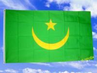 Fahne Flagge MAURETANIEN 150 x 90 cm