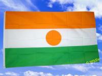 Fahne Flagge NIGER 150 x 90 cm