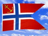 Fahne Flagge NORTRASHIP 150 x 90 cm