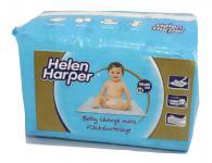 Helen Harper Baby Wickelunterlage 60x60cm 10er Packung