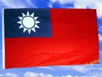 Fahne Flagge TAIWAN 150 x 90 cm