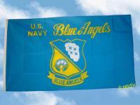 Fahne Flagge US NAVY BLUE ANGELS 150 x 90 cm
