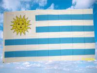 Fahne Flagge URUGUAY 150 x 90 cm