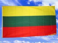 Fahne Flagge LITAUEN 150 x 90 cm