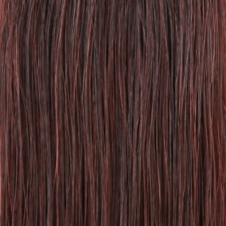 she by SO.CAP. Extensions 50/60 cm gewellt #32- mahagony chestnut