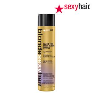 Sexyhair© Sulfate-Free Bright Blonde Shampoo - 300 ml