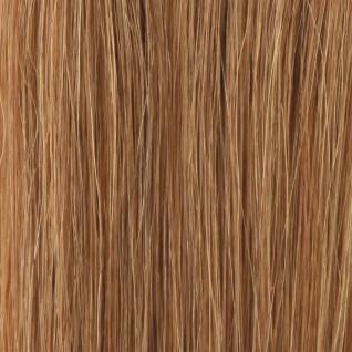 she by SO.CAP. Extensions 35/40 cm glatt #30- medium blonde nature copper