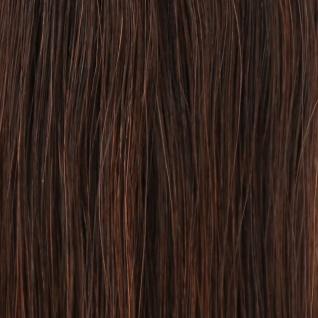 she by SO.CAP. Tresse glatt #4- chestnut - Vorschau 1