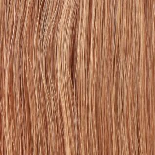 she by SO.CAP. Extensions 50/60 cm gewellt #28- light blonde copper red