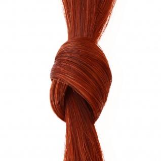 she by SO.CAP. Extensions 50/60 cm gelockt #130- light copper blonde - Vorschau 2