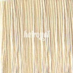 she by SO.CAP. Extensions 35/40 cm glatt #1001- platinum blonde