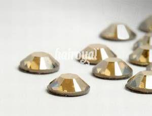 Swarovski® Wimpernkristalle #Crystal Golden Shadow