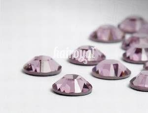CRYSTALLIZED Swarovski® Wimpernkristalle #Light Amethyst