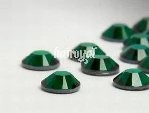 Swarovski® Wimpernkristalle #Emerald