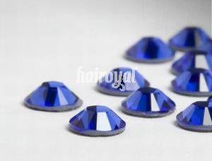 Swarovski® Wimpernkristalle #Sapphire