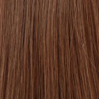 Hairoyal® Clip-On-Tressen-Set - gewellt #8- Hellbraun
