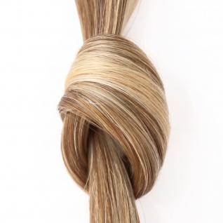 she by SO.CAP. Extensions 35/40 cm gewellt #18/24- bicolour-