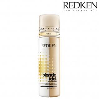 Redken BLONDE IDOL Custome-Tone Conditioner Gold für warme Blondtöne - 196 ml