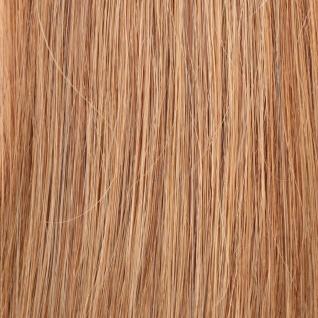 Hairoyal® Microring-Extensions glatt #24- Honigblond-Sand