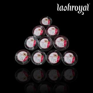 Lashroyal Nachkaufbox PureLashes (lose Wimpern) für 120-