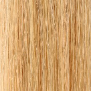 she by SO.CAP. Extensions 50/60 cm gewellt #DB3- golden blonde