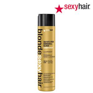 Sexyhair© Sulfate-Free Bombshell Blonde Conditioner - 300 ml