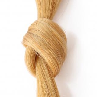 she by SO.CAP. Extensions 35/40 cm glatt #DB3- golden blonde - Vorschau 2