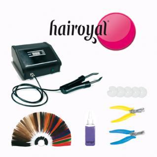 Hairoyal® Special Professional Salongerät mit Zubehör!