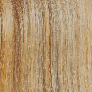 HAIROYAL® Tresse gewellt #140- Hellblond/Goldblond gesträhnt - Vorschau