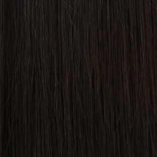 Hairoyal® Microring-Extensions gewellt #1b- Schwarz