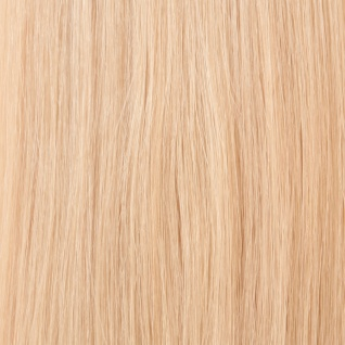 Hairoyal® Extensions gewellt #1001- Platinblond