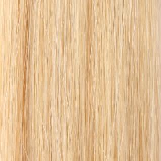 she by SO.CAP. Extensive / Tape Extensions 50/60 cm #1000- platinum blonde ash