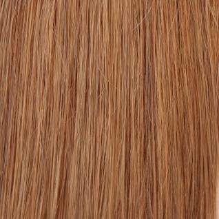 Hairoyal® Clip-On-Tressen-Set - gewellt #14- Dunkel-Goldblond