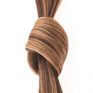 she by SO.CAP. Extensions 50/60 cm glatt #6/27- bicolour