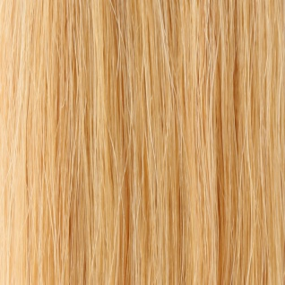 she by SO.CAP. Extensions 35/40 cm gewellt #DB3- golden blonde
