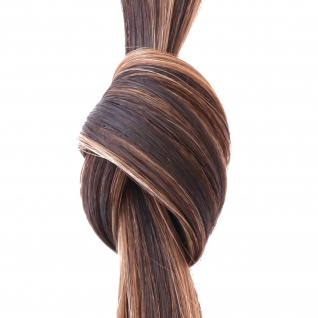 she by SO.CAP. Extensions 50/60 cm gewellt #2/17- bicolour
