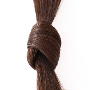 she by SO.CAP. Extensions 50/60 cm gelockt #6- light chestnut - Vorschau 2
