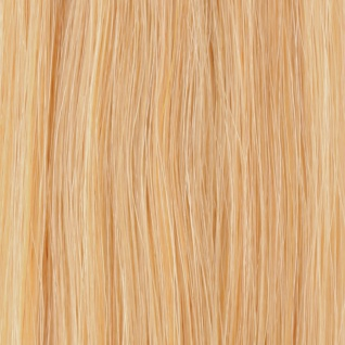 she by SO.CAP. Extensions 35/40 cm gelockt #26- golden very light blonde - Vorschau 1