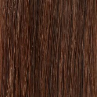 she by SO.CAP. Extensions 35/40 cm gewellt #8- dark blonde