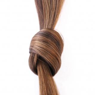 she by SO.CAP. Extensions 50/60 cm gewellt #6/12- bicolour