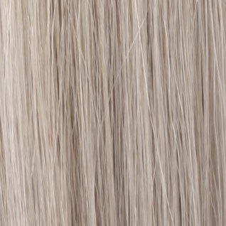 she by SO.CAP. Extensions 50/60 cm glatt #61- grey ash blonde