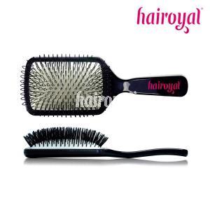Hairoyal® Extension-Brettbürste zum Föhnen