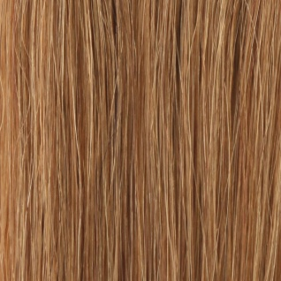 she by SO.CAP. Extensions 35/40 cm gelockt #30- medium blonde copper nature