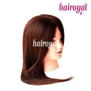Hairoyal® Übungskopf inkl. Tischhalterung