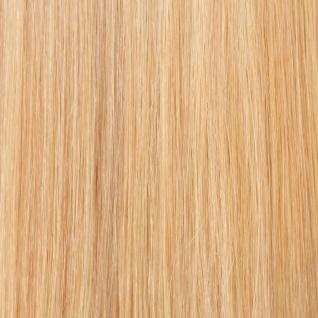 Hairoyal® Microring-Extensions glatt #20- Hell- Lichtblond